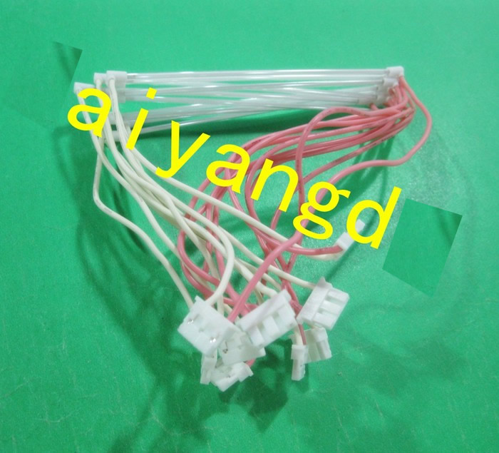 100mm * 2.6mm CCFL Harness for 5.7inch LCD Backlight