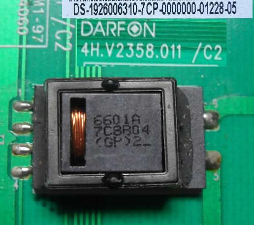 6601A used Transformer