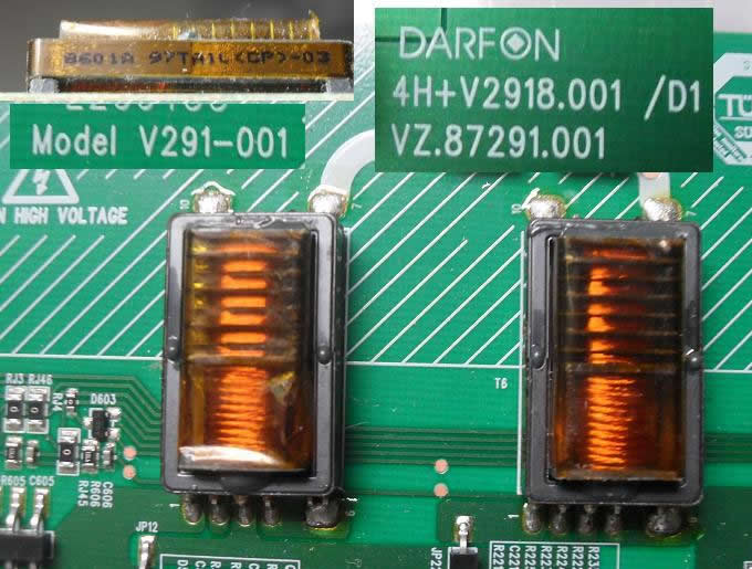8601A used Transformer