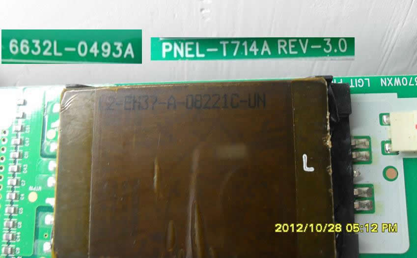 L2-EH37-A used Transformer
