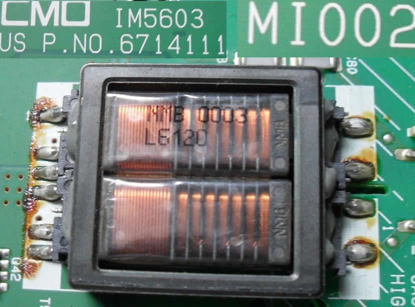 NMB0003 used Transformer